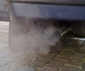 Luchtvervuilling ouderdomsvlekken