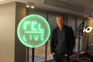 Pim Christiaans bij RTL Live
