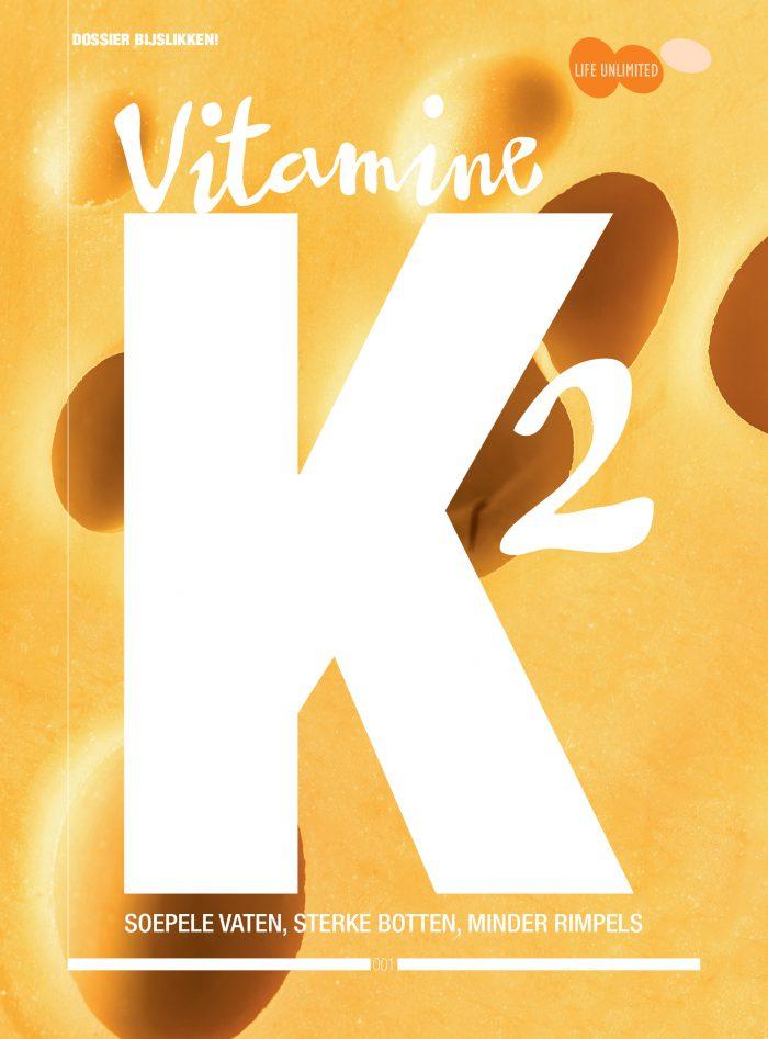 Vitamine K2 e-gids