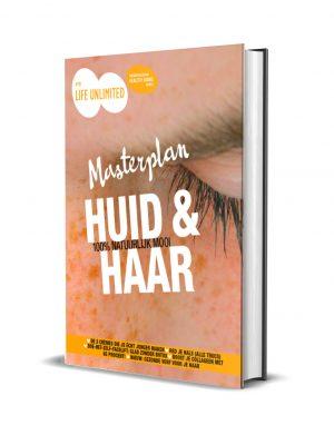 Cover Masterplan huid en haar e-gids