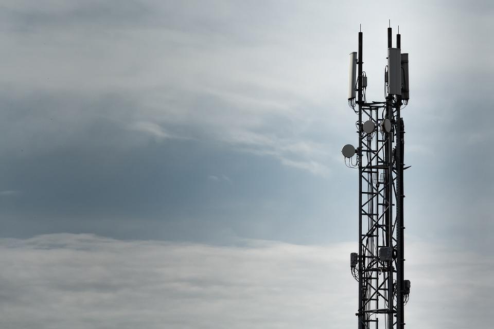 UMTS-mast-gevaarlijk