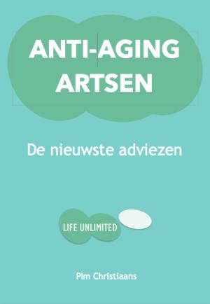 Cover anti aging -artsen