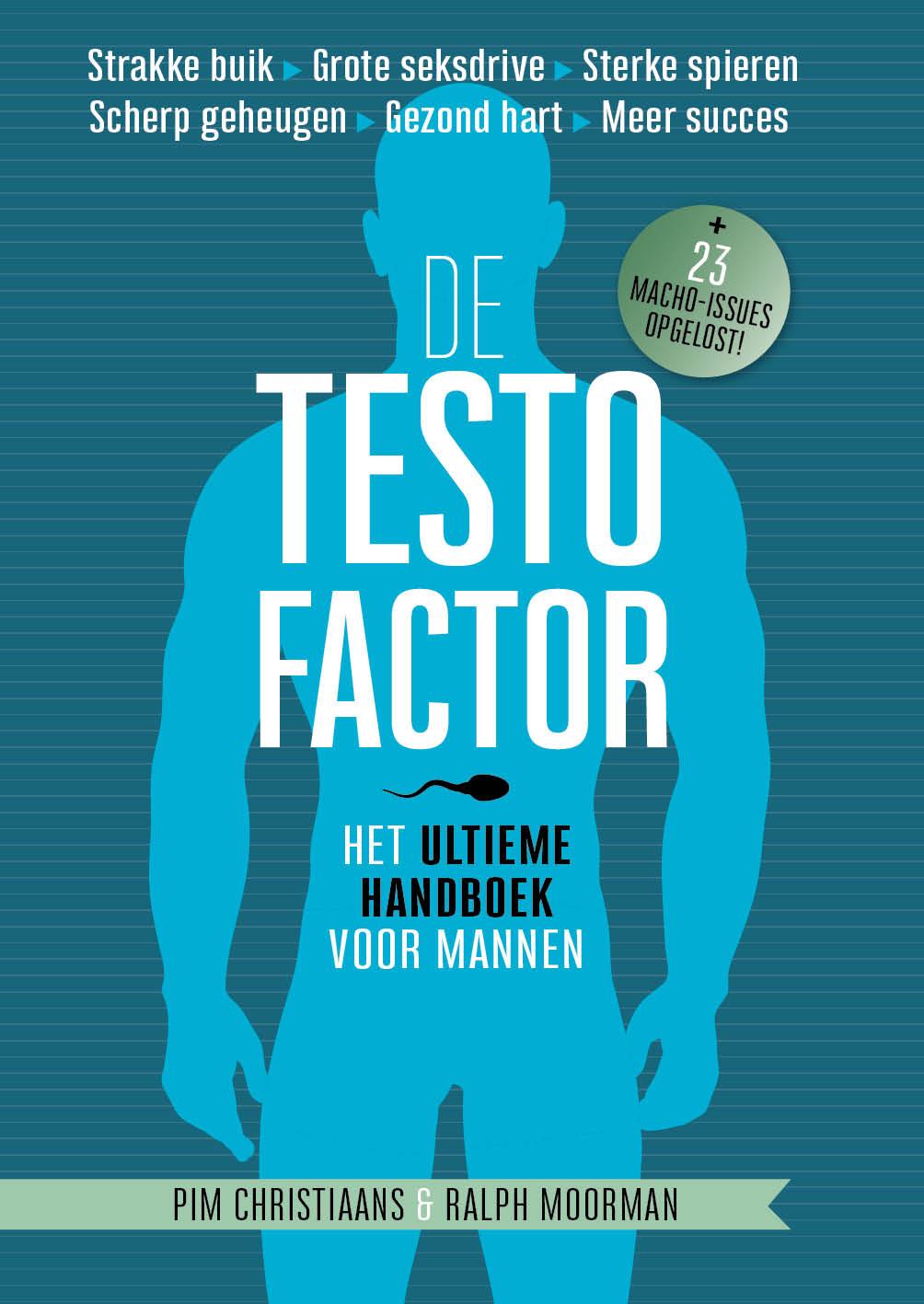 Cover van De testofactor